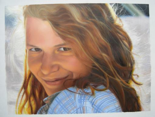 Retrato al oleo personalizado por encargo