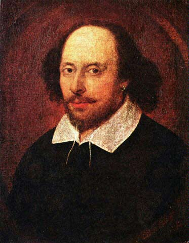 El Retrato Chandos (Shakespeare)